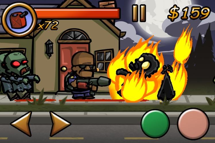 Zombieville USA screenshot-4