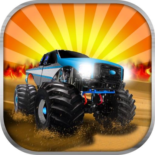 Monster Truck Parking (Бесплатная Игра) - Скачать Игры для Мальчиков Гонки Детей Бесплатно Детские Мини Новые Малышей Играть в Игру Игр