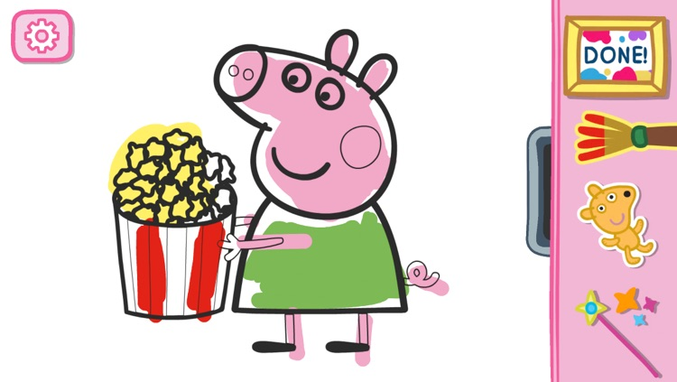 Peppa Pig: Paintbox screenshot-2