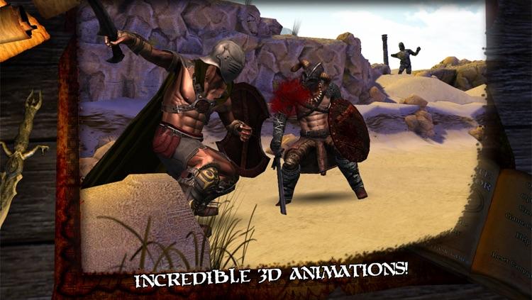 Infinite Warrior screenshot-4