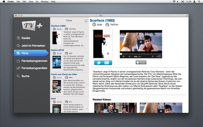 Das TV скриншот программы 3