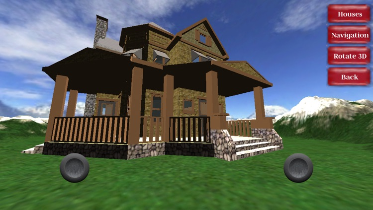 3D Houses Free screenshot-2