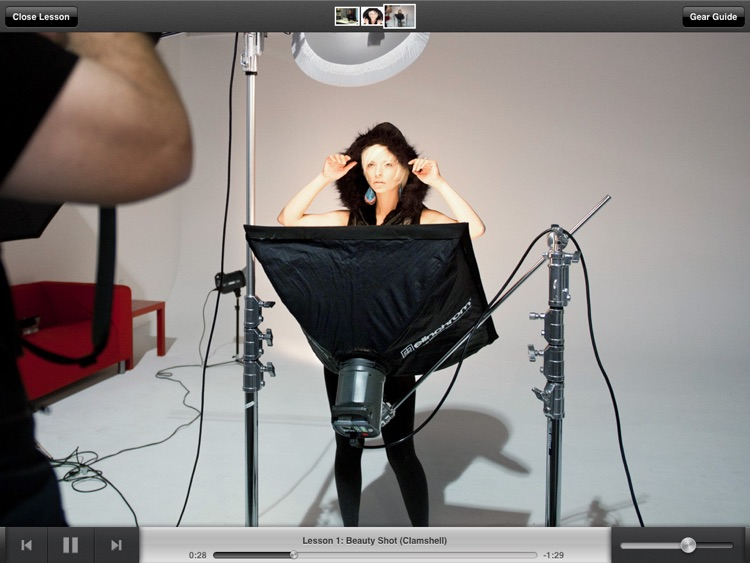 Scott Kelby's Lighting Recipes screenshot-4