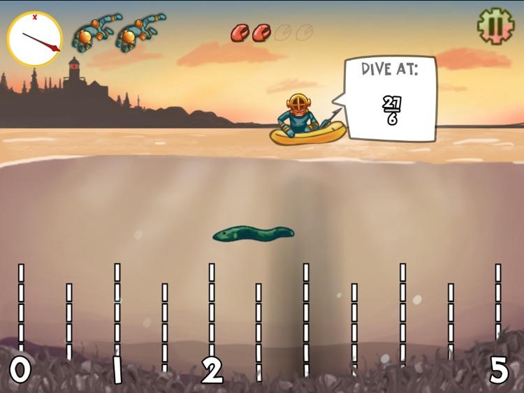 Lobster Diver HD screenshot-4