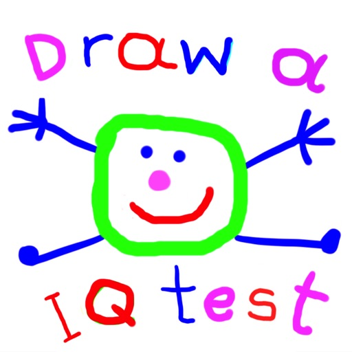 IQ test for children: Draw a Man test