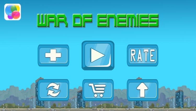 War Of Enemies