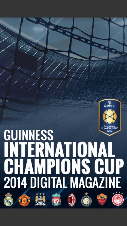 International Champions Cup screenshot-0