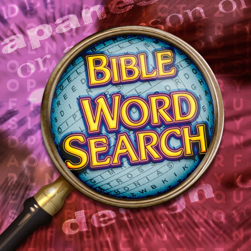Bible Word Search! - Seek and Find Puzzles