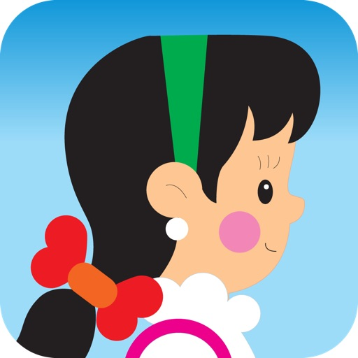 The Milkmaid - interactive book for children icon