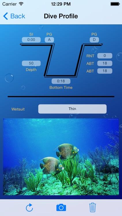 Diver's Log screenshot-3