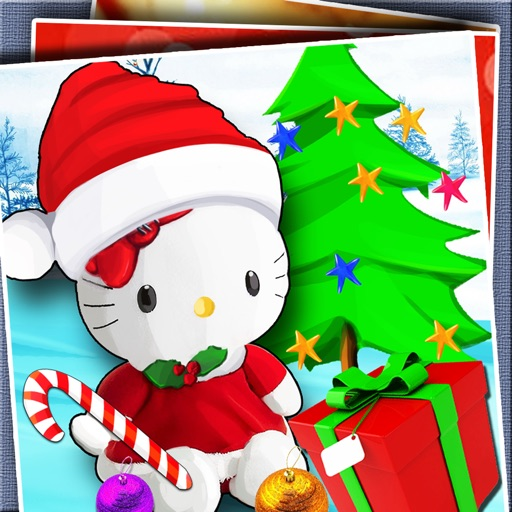 Hellokitty Christmas Wallpapers® icon