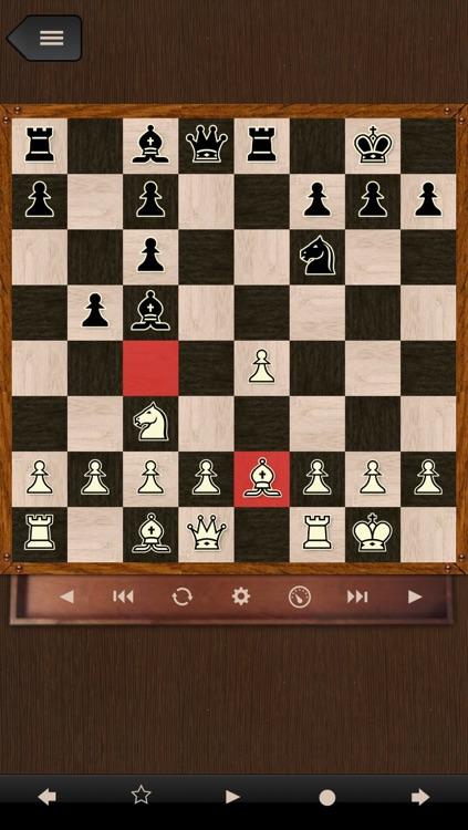 Kasparov's Choice: 100 Influential Chess Games screenshot-3