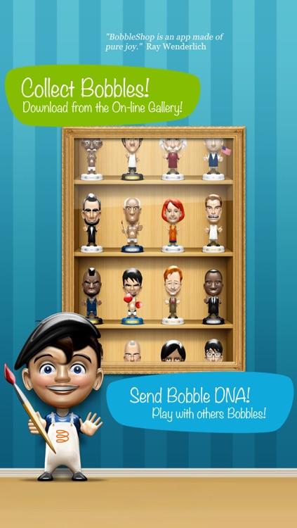 Bobbleshop - Bobble Head Avatar Maker screenshot-3