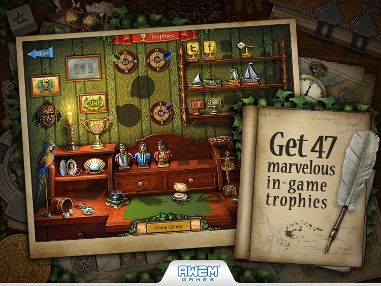 Golden Trails 2: Hidden Object Adventure (Premium) screenshot-4