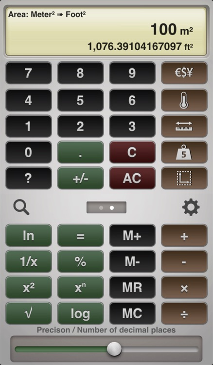 Measures - Unit and Currency Converter