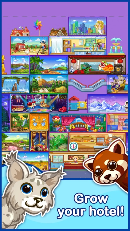 Tap Pet Hotel screenshot-4