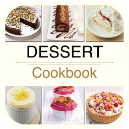 Dessert Recipes - Photo Cookbook for iPad