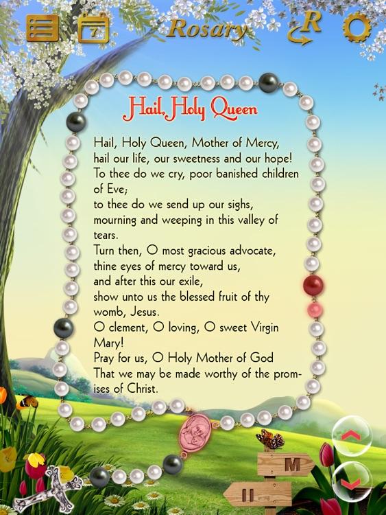 Rosary Deluxe Audio HD screenshot-4