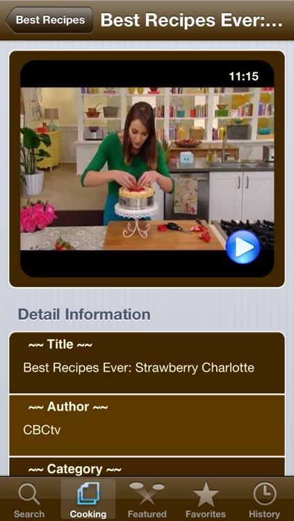 Food Dessert Cooking Recipes