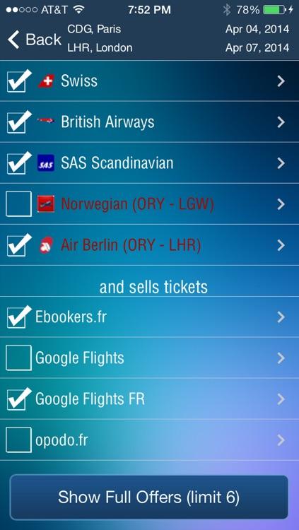 Paris Charles de Gaulle Airport + Flight Tracker screenshot-3