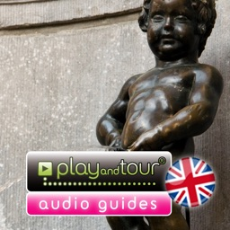 Brussels touristic audio guide (english audio)