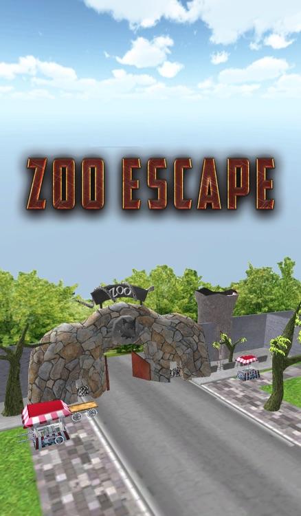 Zoo Escape - An Endless Running