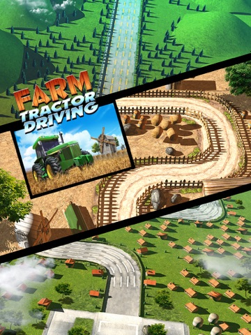 Best Farm Tractor Driving Fun: 3D Endless Free Arcade