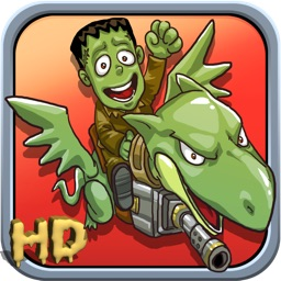 Jr's Great Escape (Free) - Adventures with FranknSon Monsters