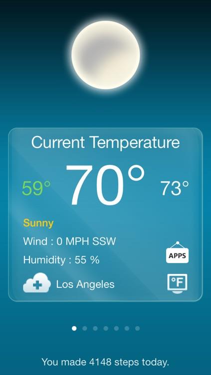 Weather Free screenshot-3