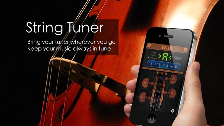 String Tuner screenshot-0