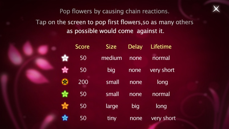 Flower Chain screenshot-4