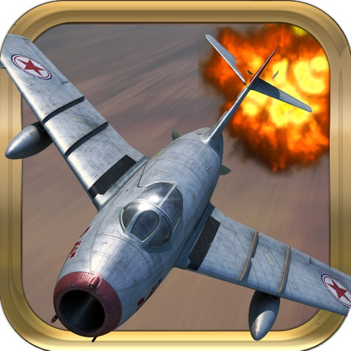 Air Combat Rivals In War HD - Full Version icon