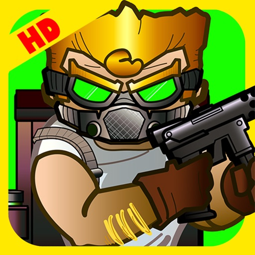 A Zombie Toxic 2: City Limits Best War Games HD