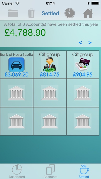 iCreditPit - Debt Free with Debt Management and Consolidation screenshot-4