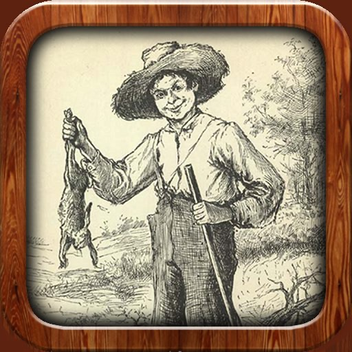 Huckleberry Finn Audiobook for iPad