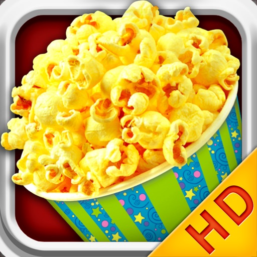 Popcorn HD-Cooking games icon