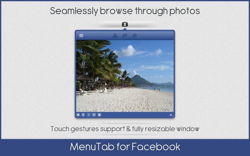 MenuTab Screenshot