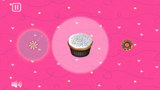 Cupcake Saga - A top free HD puzzle game with cupcakes, bonbons, donut and lollipops.-0