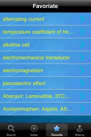 Drug Guide+ screenshot-4