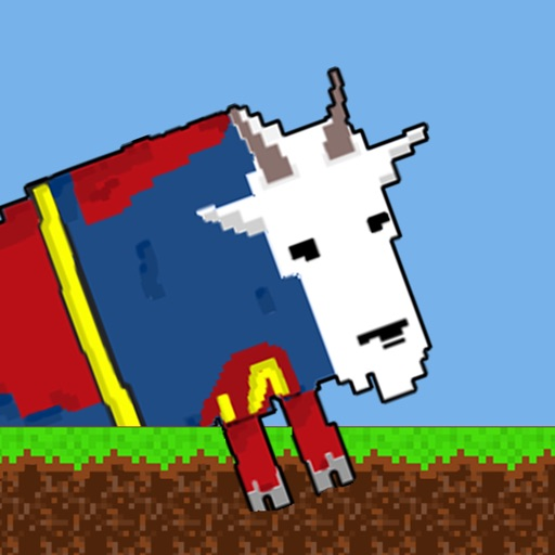 Super Goat: The Extreme FREE Flappy Hero