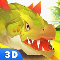 Mega Battle Run- Folt Pig Throne Republique Perils duel Joust HD