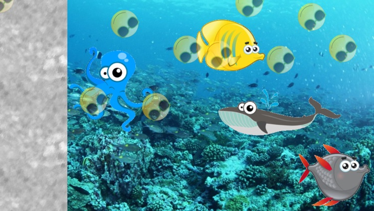 Fishes Puzzles for Toddlers and Kids screenshot-3