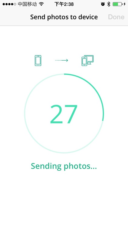 Photo Transfer Pro - Upload and download photos and videos wireless via WiFi screenshot-4
