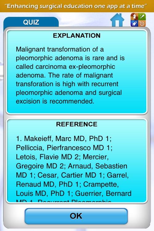 ABSITe Surgery Quiz screenshot-3