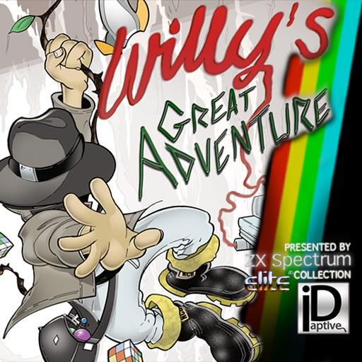 Willy's Great Adventure: ZX Spectrum