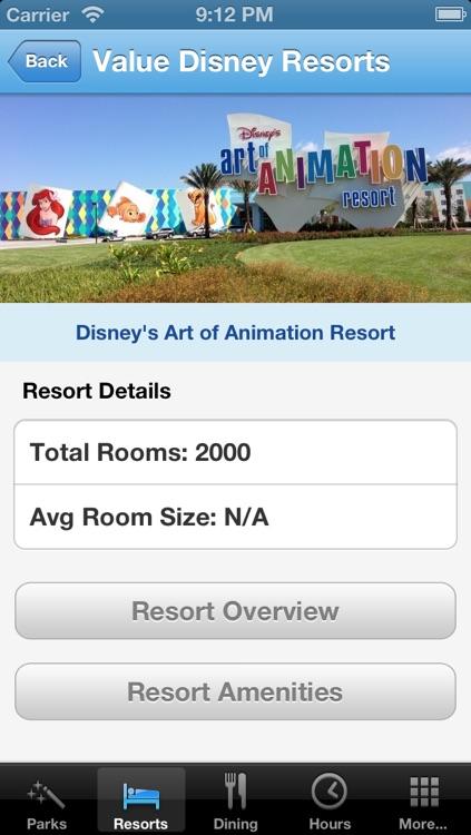 Guide for Disney World