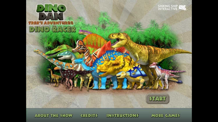 Dino Dan: Dino Racer screenshot-4