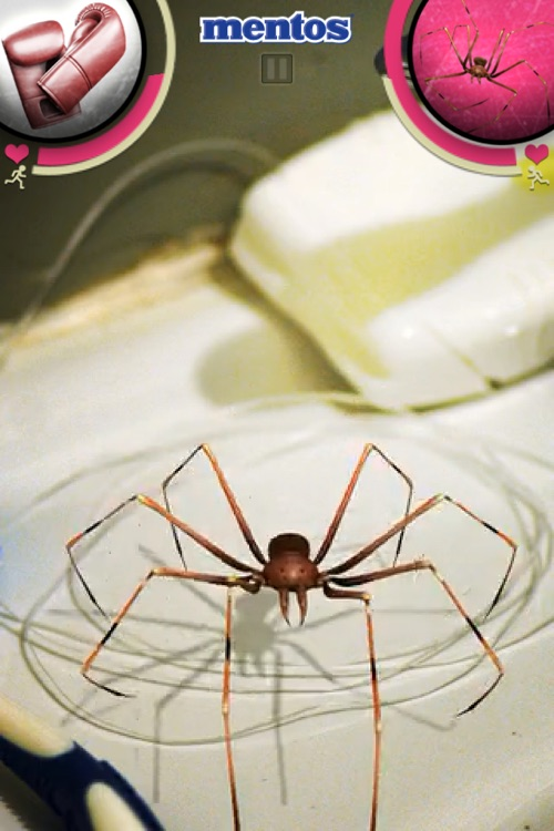 spider swiper by mentos by the martin agency