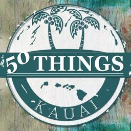 Kauai 50 Things