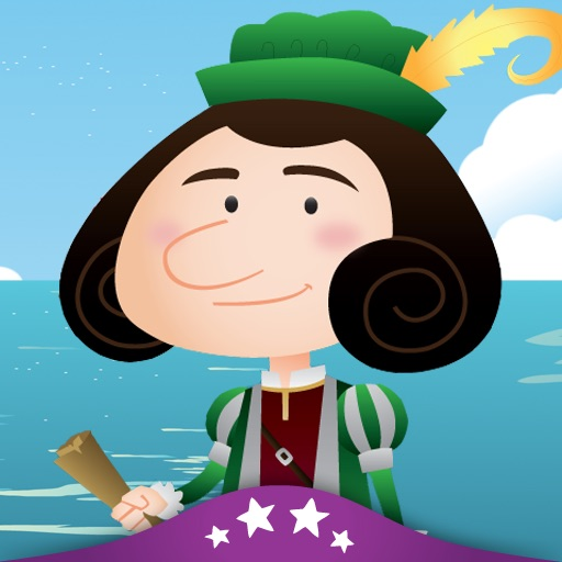The Journey of Christopher Columbus - Children's Story Book icon